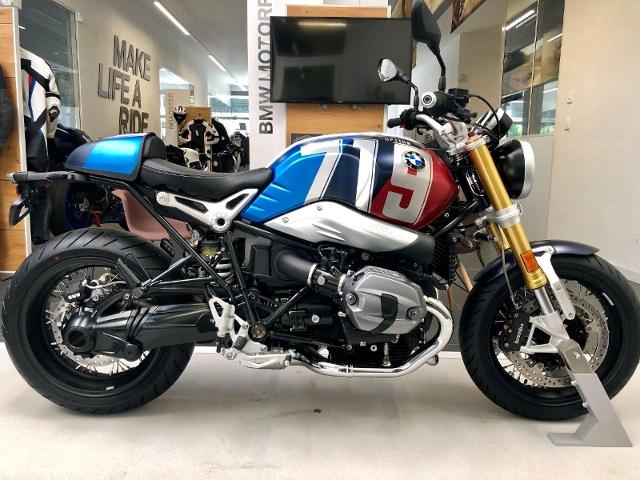 Motorrad kaufen BMW R nine T ABS Neufahrzeug