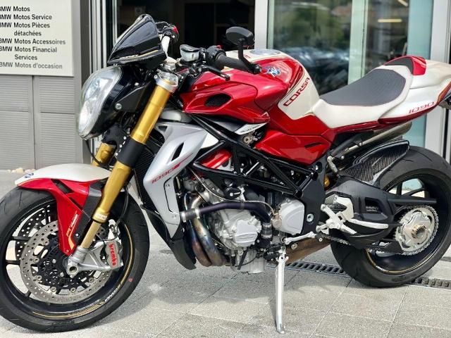 Motorrad kaufen MV AGUSTA Brutale RR 1090 ABS CORSA Occasion