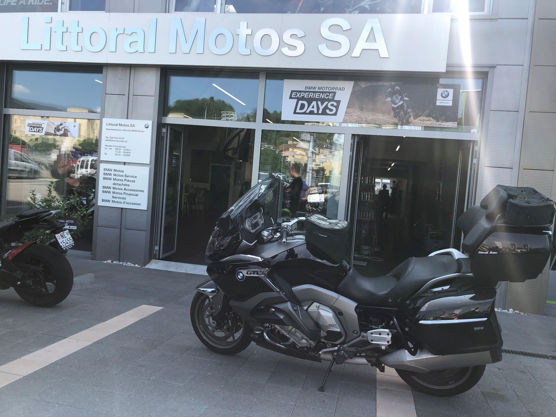 Motorrad Occasion kaufen BMW K 1600 GTL ABS Littoral Motos