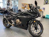 Motorrad kaufen Occasion HONDA CBR 500 RA ABS 35kW (sport)