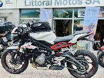Motorrad kaufen Occasion TRIUMPH Street Triple 765 R (naked)