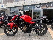 Töff kaufen HONDA CB 500 FA ABS Naked