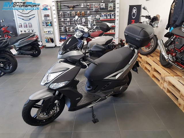 Motorrad kaufen KYMCO Agility 125 City Plus Neufahrzeug