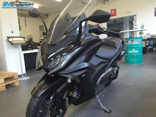 Motorrad kaufen KYMCO AK 550 Neufahrzeug