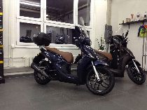 Motorrad kaufen Occasion KYMCO People 125i S (roller)