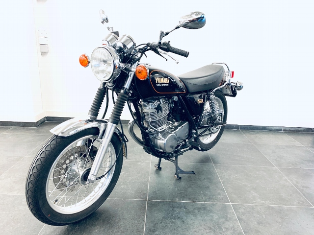 Motorrad kaufen YAMAHA SR 400 Occasion