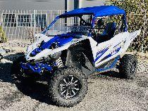 Motorrad kaufen Occasion YAMAHA YXZ 1000 R (quad-atv-ssv)
