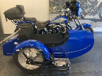 Motorrad kaufen Occasion HARLEY-DAVIDSON FXSTC 1340 Softail Custom (gespann)