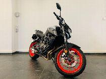 Motorrad kaufen Vorführmodell YAMAHA MT 07 A (naked)
