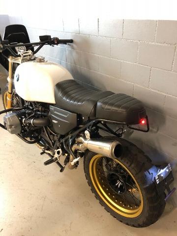 Motorrad kaufen BMW R nine T Scrambler ABS Occasion