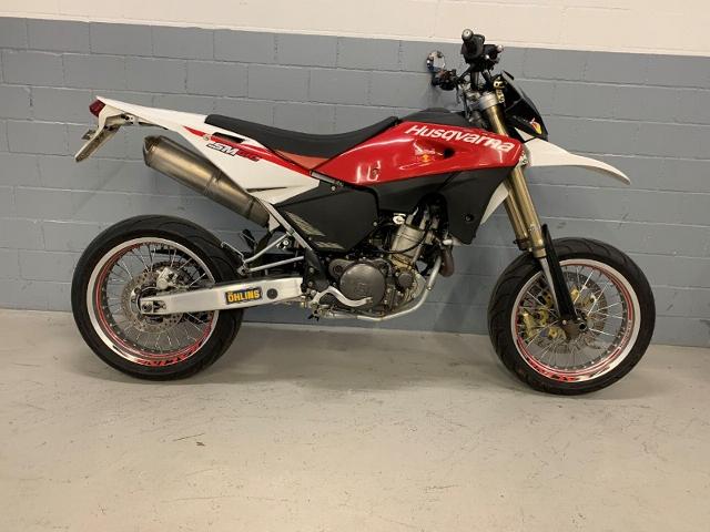 Motorrad kaufen HUSQVARNA 610 Occasion