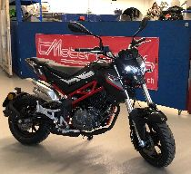 Motorrad kaufen Vorführmodell BENELLI TNT 125 (naked)