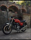 Motorrad kaufen Oldtimer BENELLI 756 (touring)