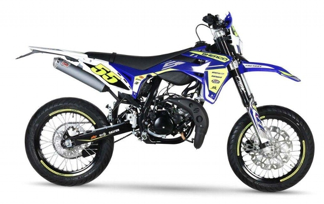 Motorrad kaufen SHERCO 50E 50 Factory 65Km/h Neufahrzeug