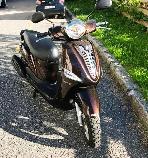 Töff kaufen YAMAHA XC 115 S D´elight Roller