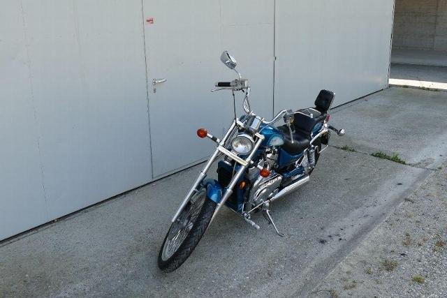 Motorrad kaufen SUZUKI VS 800 GL Intruder Occasion