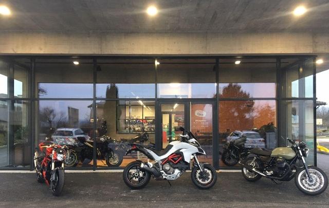 Motorrad kaufen DUCATI 1200 Multistrada ABS Occasion