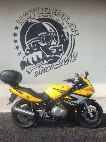 Motorrad kaufen SUZUKI GS 500 F Occasion