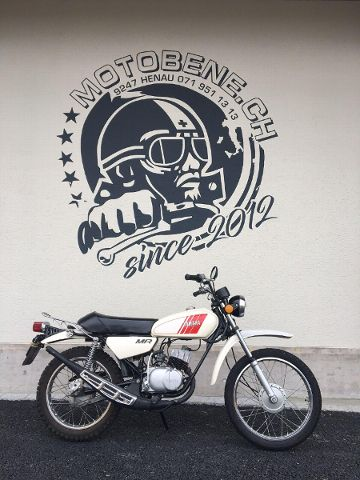 Motorrad kaufen YAMAHA MR 50 Occasion