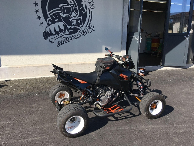 Motorrad kaufen E-ATV Extreme Supermoto Occasion