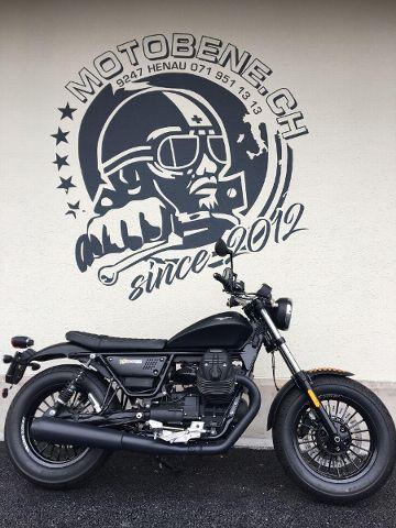 Motorrad kaufen MOTO GUZZI V9 Bobber ABS Occasion