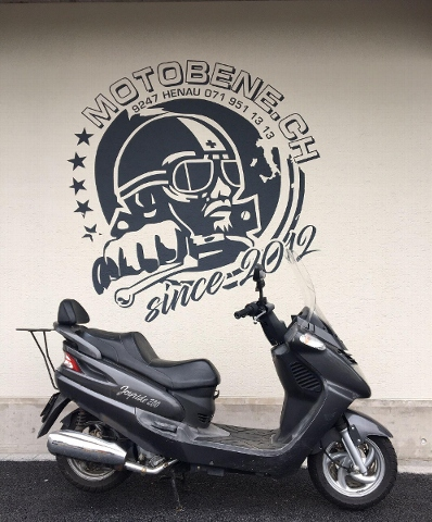 Motorrad kaufen SYM Joy Ride 200 Occasion