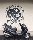 Motorrad kaufen Occasion SYM Joy Ride 200 (roller)