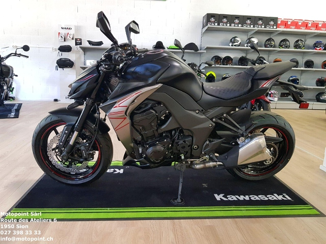 Acheter une moto KAWASAKI Z 1000 neuve