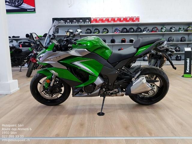 Motorrad kaufen KAWASAKI Z 1000 SX ABS Neufahrzeug