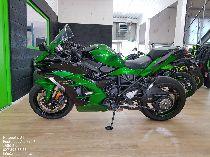 Motorrad Mieten & Roller Mieten KAWASAKI Ninja H2 SX (Touring)