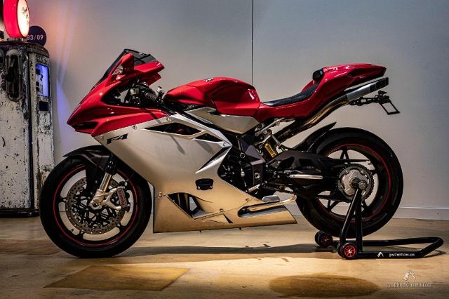 Motorrad kaufen MV AGUSTA F4 R 1000 Occasion