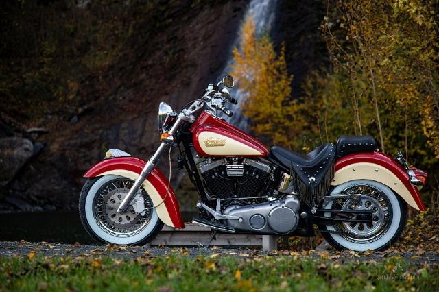 Motorrad kaufen INDIAN Alle Spirit Occasion