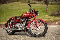 Motorrad kaufen Oldtimer INDIAN Scout