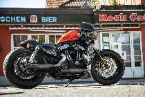 Töff kaufen HARLEY-DAVIDSON XL 1200 X Forty-Eight Café Racer Custom