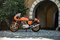 Motorrad kaufen Oldtimer LAVERDA 1000