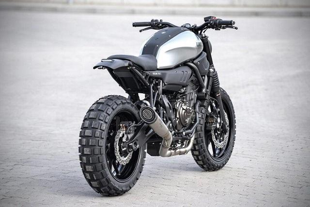 Motorrad kaufen WALZWERK Alle ATACAMA 700S (XSR) Wilbers Fahrwerk Neufahrzeug