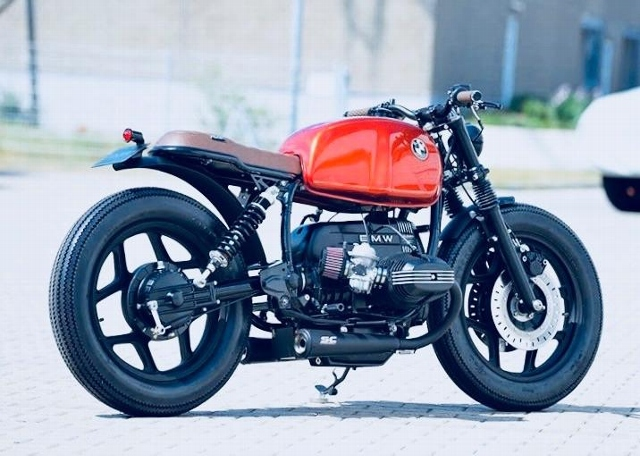 Motorrad kaufen WALZWERK Alle Schizzo® R80 Neufahrzeug