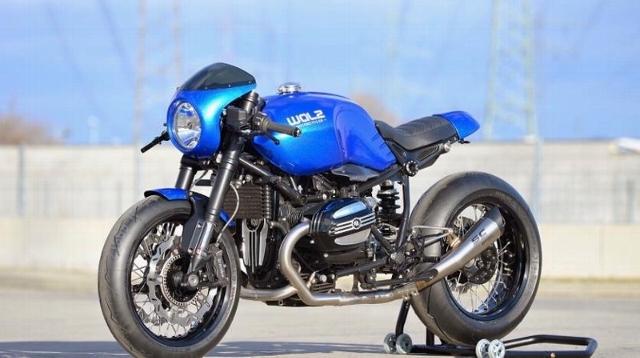 Motorrad kaufen WALZWERK Alle Walzwerk R9T Cafe Racer (Wilbers Fahrwerk) Neufahrzeug