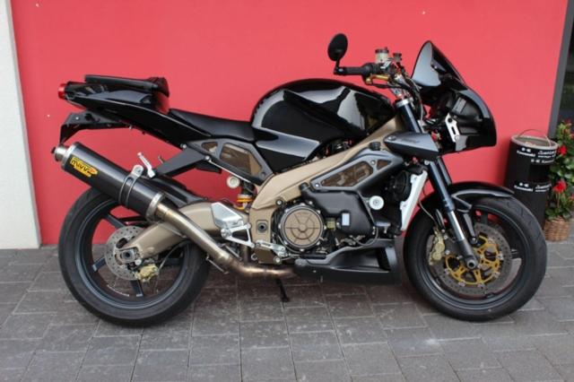 Motorrad kaufen APRILIA Tuono 1000 Occasion