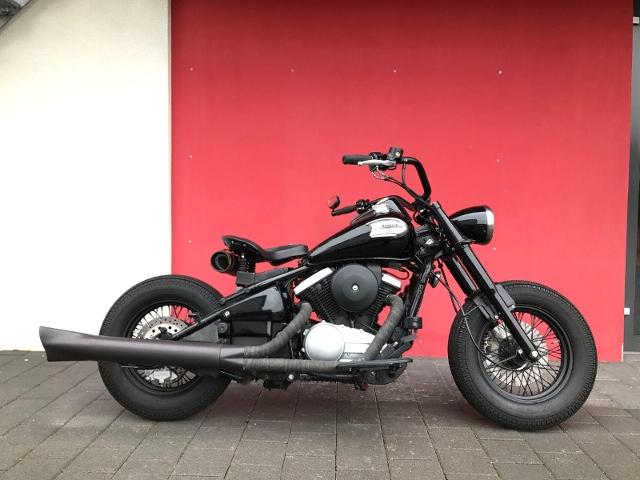 Motorrad kaufen KAWASAKI VN 800 Drifter Bobber Occasion