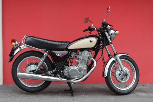 Motorrad kaufen YAMAHA SR 500 Occasion
