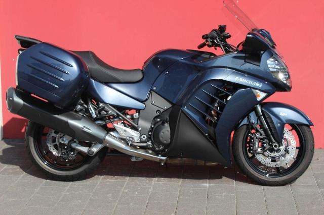 Motorrad kaufen KAWASAKI 1400 GTR ABS Neufahrzeug