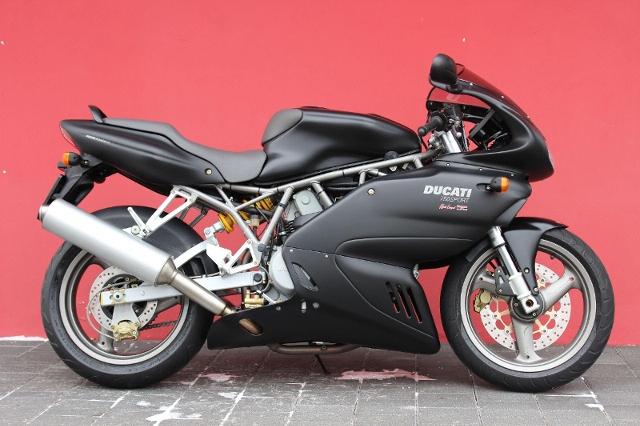 Motorrad kaufen DUCATI 750 SS I.E. Occasion