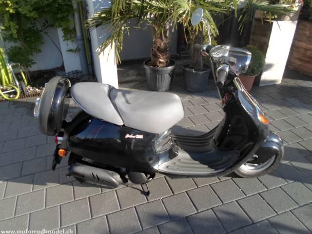 Motorrad kaufen MALAGUTI Yesterday 50 (45km/h) Occasion