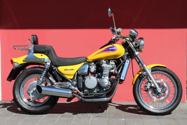 Motorrad kaufen KAWASAKI Eliminator 600 Occasion
