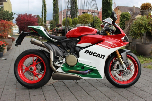 Motorrad kaufen DUCATI 1299 Panigale R Final Edition Neufahrzeug