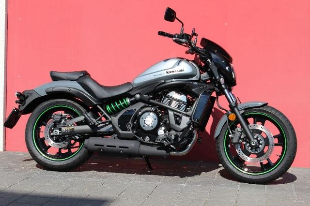 Motorrad kaufen KAWASAKI Vulcan S 650 ABS Cafe Occasion