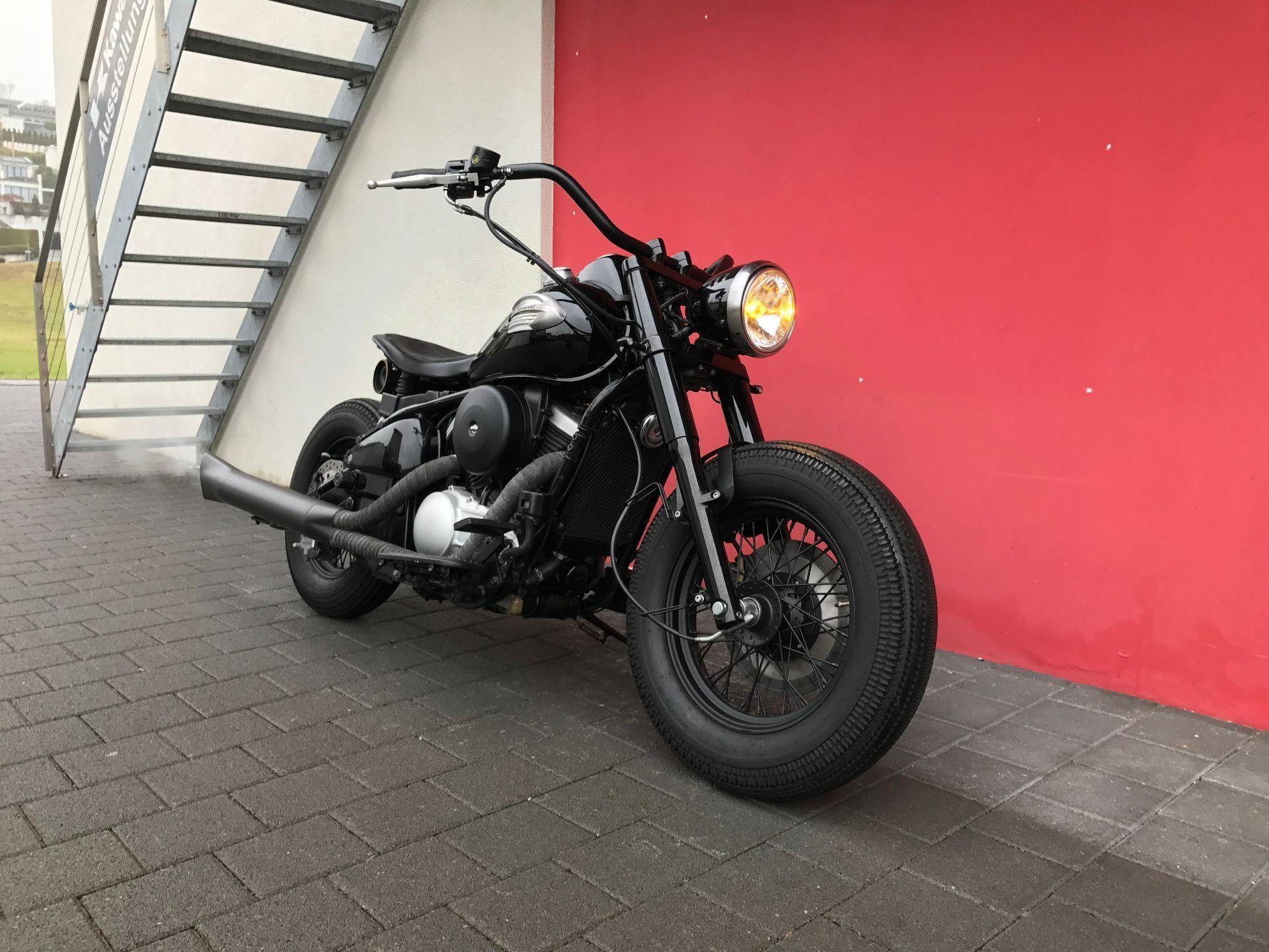 moto occasions acheter kawasaki vn 800 drifter bobber hans leupi gmbh meggen. Black Bedroom Furniture Sets. Home Design Ideas