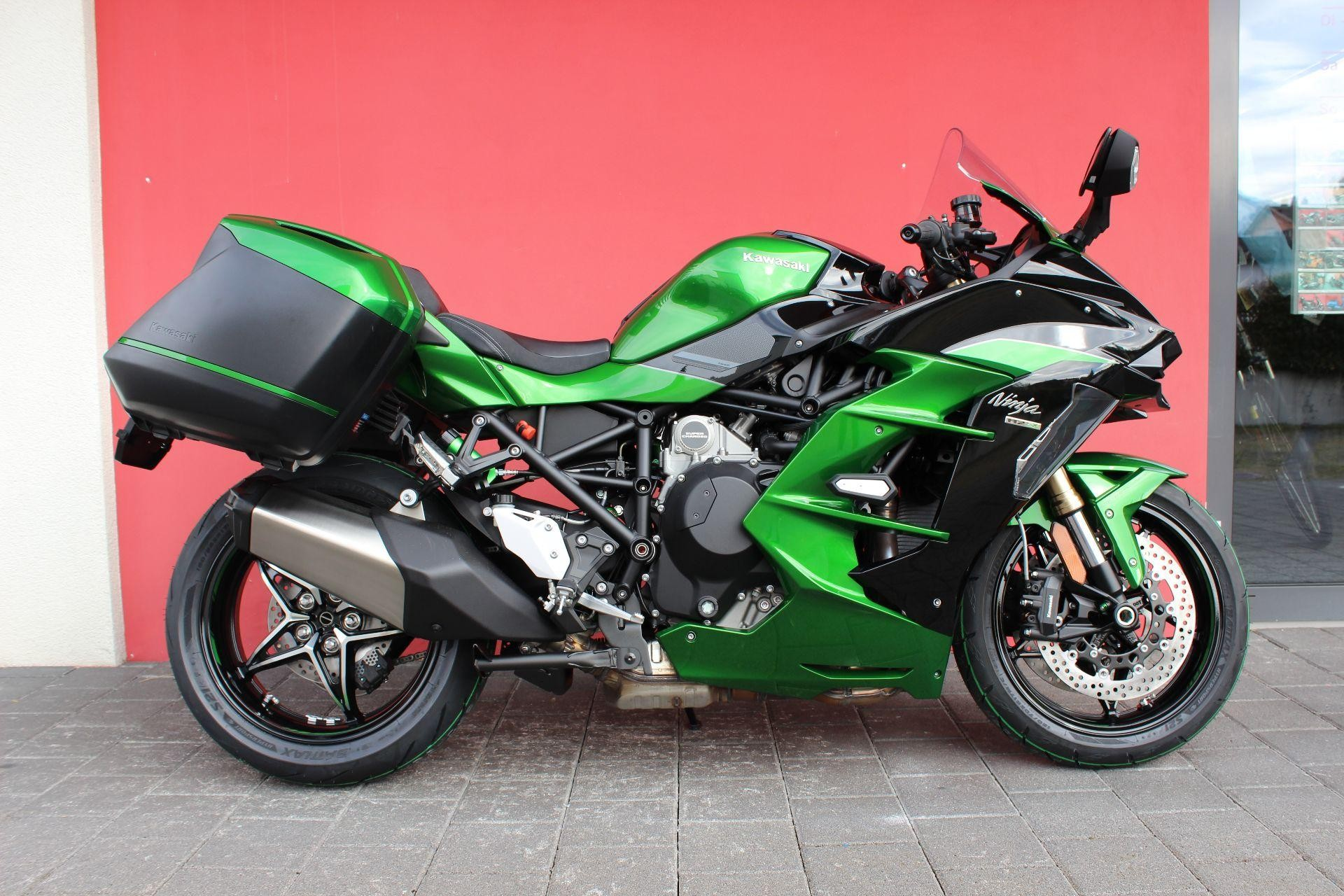 Motorrad Occasion Kaufen Kawasaki Ninja H2 Sx Hans Leupi Gmbh Meggen