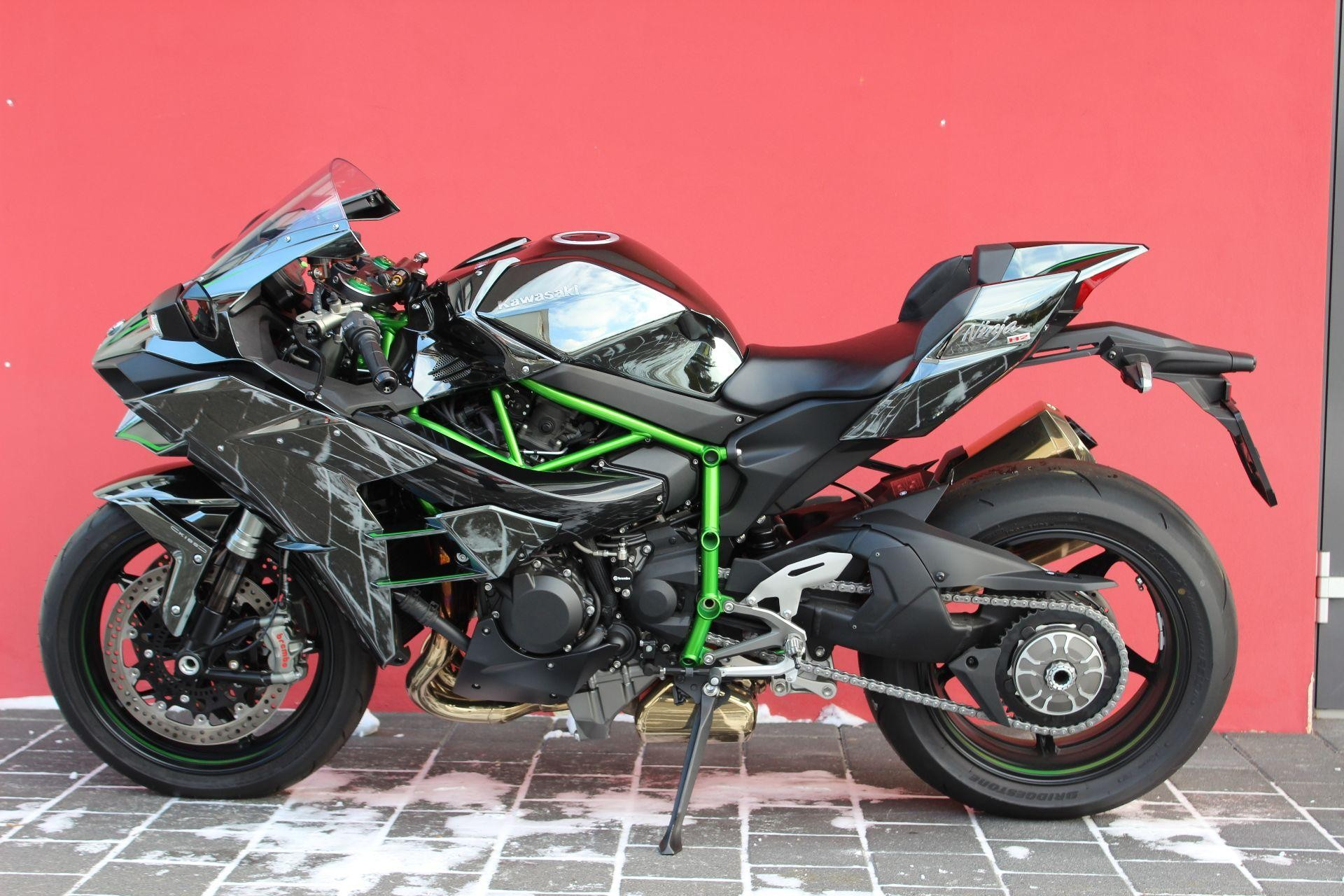 moto neuve acheter kawasaki ninja h2 hans leupi gmbh meggen. Black Bedroom Furniture Sets. Home Design Ideas